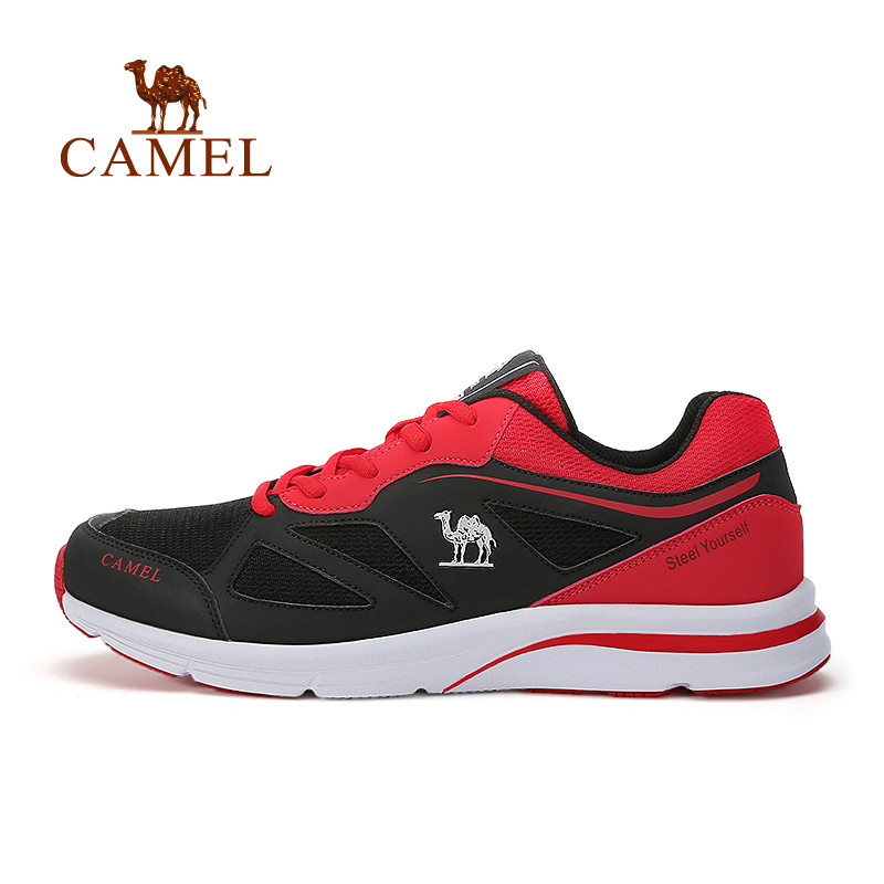 CAMEL Running Shoes Summer Outdoor Sport Athletic Sneakers Men Walking Mesh Flywire Lace Up Shoe Flats camel shoes 2016 women outdoor running shoes new design sport shoes a61397620