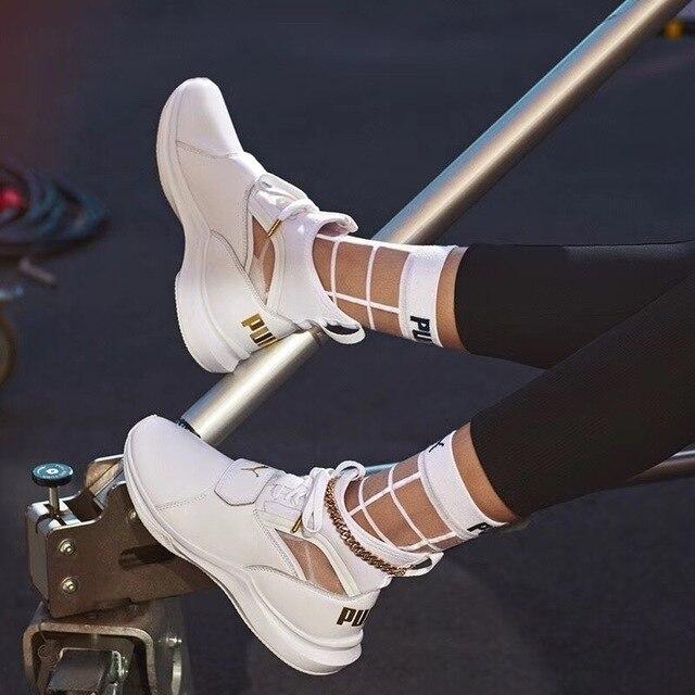 fc9d1b9f651577 PUMA Women s Phenom WN Sneaker Badminton Shoes size35.5 40-in ...