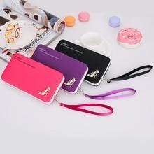Hot Novelty Design Lunch Box Shape Wallet Popular Women's Long Purse Handbag Card Holder Phone Bag Creative Gifts Clutch