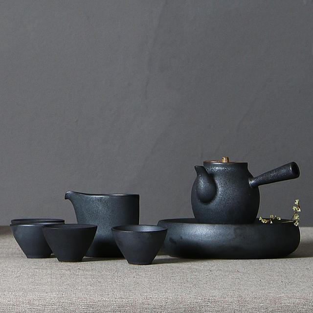 Japanese tea pot – Kung fu set