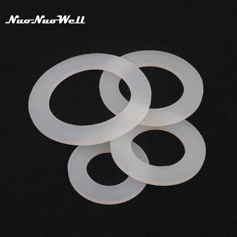 10 шт., резиновое уплотнительное кольцо NuoNuoWell 20, 25, 32, 40, 50 мм