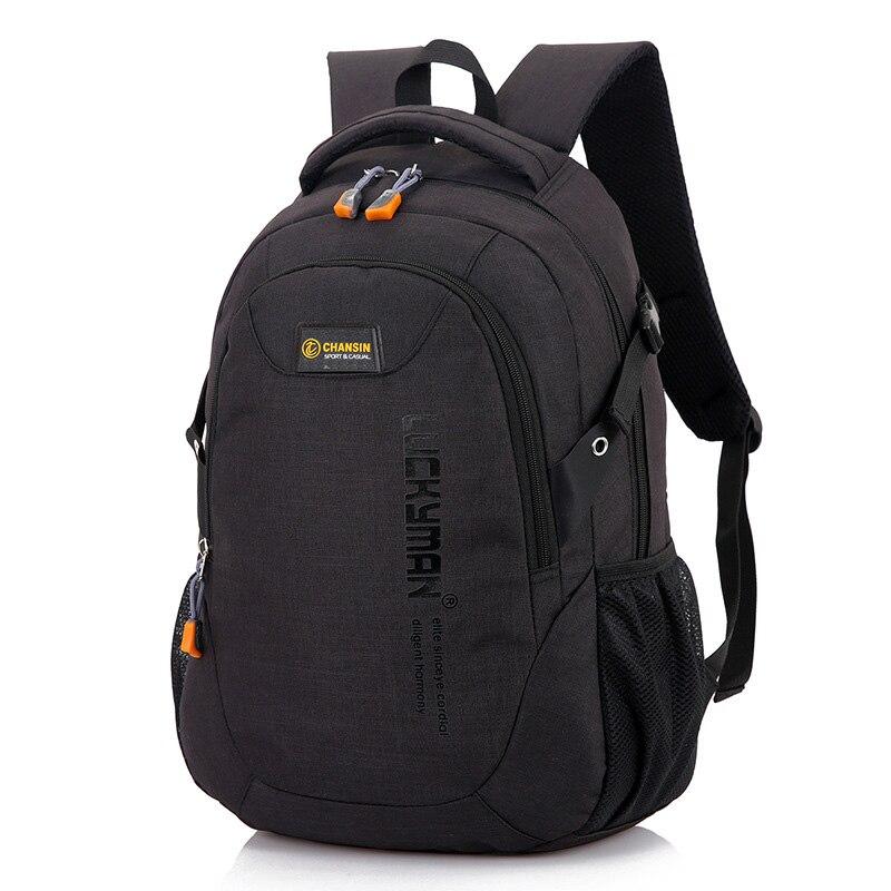 Men backpack Bag canvas Travel Backpacks fashion men and women Designer studen laptop bag  backpack bag High capacity 2017 New