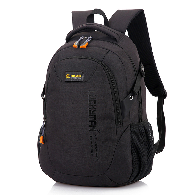 New Men backpack Bag canvas Travel student Backpacks fashion men and women