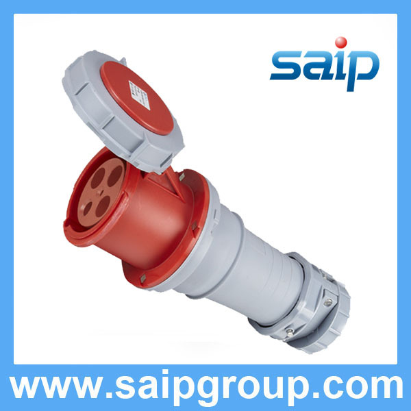 IP67,400VAC,125A,5Pin waterproof plastic electrical connector SP1450IP67,400VAC,125A,5Pin waterproof plastic electrical connector SP1450