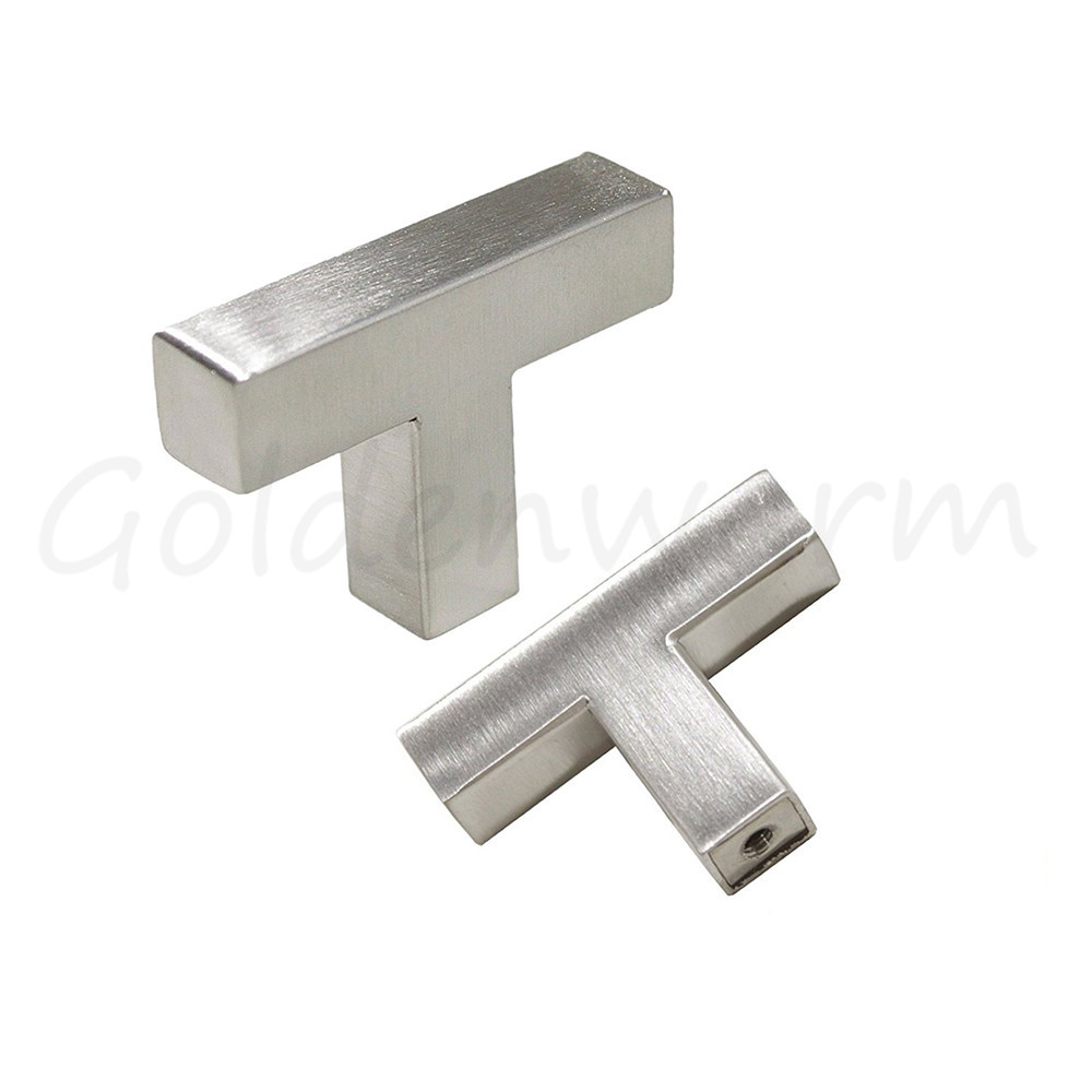 stainless steel brushed nickel square bar 12 inch 12 inch kitchen cabinet door knob furniture drawer handle pull