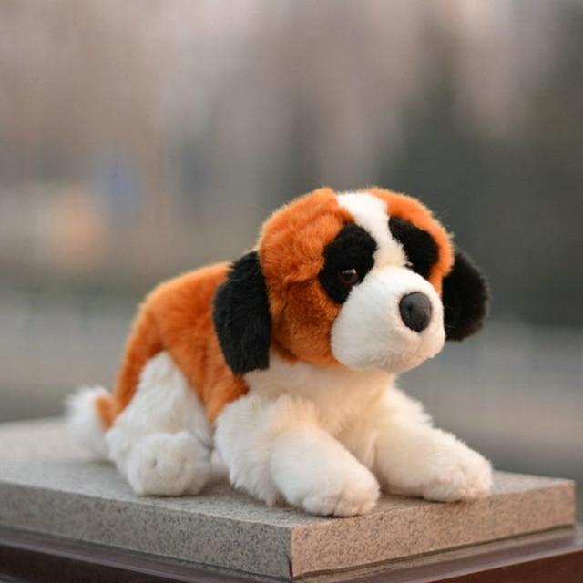 Childrens Toys Cute Plush Animals Toy St Bernard Doll Birthday Gifts Dogs Dolls