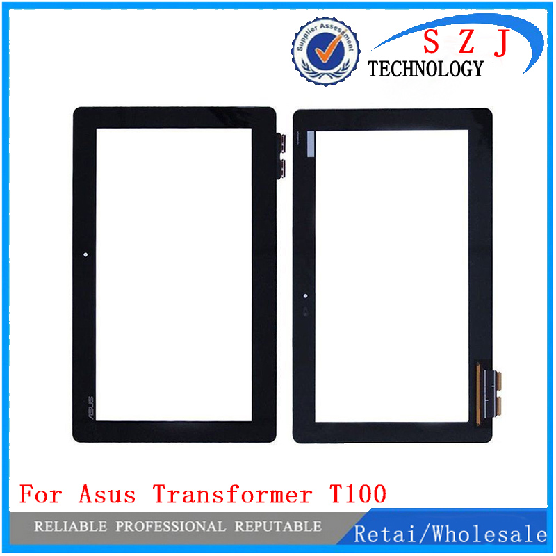 NEW 10.1'' inch Digitizer Replacment Glass For Asus Transformer T100 touch Screen Panel T100T T100TA 10104A-02X Free shipping new for asus eee pad transformer prime tf201 version 1 0 touch screen glass digitizer panel tools