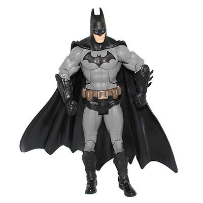 Batman The Dark Knight Rises OFFICIEL 18 cm PVC Figure Mobiliers Gris