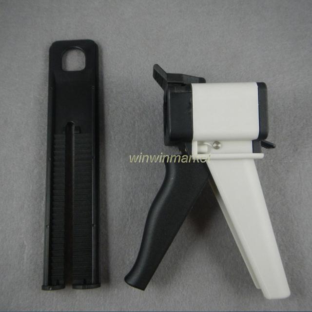 Proporção de 1:1 Impression Impression Dental Misturando Dispenser de Arma Arma Dental 50 ml