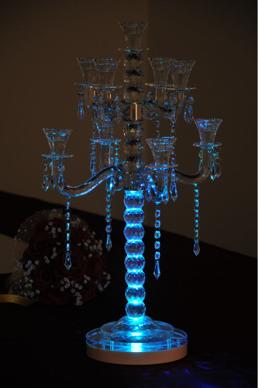 Centerpiece Led Light Base : New product sale lithium battery operated dreamlike multi
