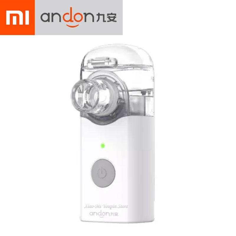 Xiaomi Mijia Jiuan Micro atomizer New Microgrid Technology use Aerosolized Drugs Prescribed by Hospitals to Adult