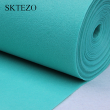 Luxury Tiffany Blue Wedding Carpet Runner 1meter width by 12 meter length wedding party decoration supply banquet aisle