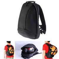Waterproof Durable 3D Solid Motorcycle Bike Oxford Backpack Helmet Bag Folding Laptop Travel Outdoor Sport Bags