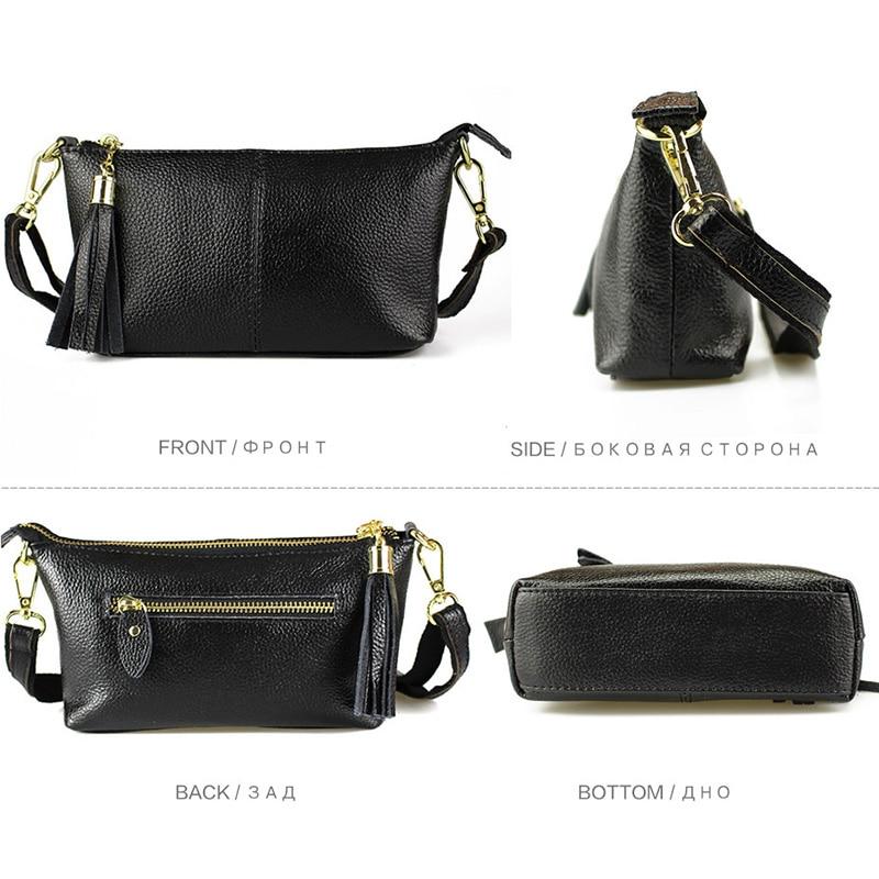 Women Genuine Leather Clutch Handbag Crossbody Shoulder/Wristlet Purse for Party Wedding Shopping 1