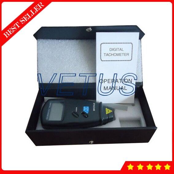 все цены на Accuracy: +/-(0.05%+1 digit),Laser Tachometer, Photo Tachometer DT6234B, tachometers онлайн