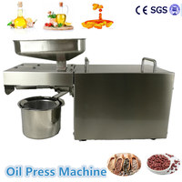Sunflower Seed Oil Milling Machine Home Cold Oil Press Machine Small Cold Coconut Oil Machine Press