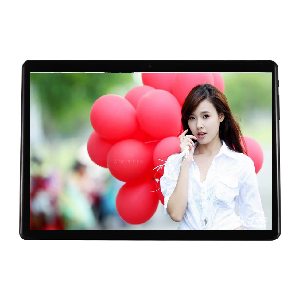 2018 New 10.1 inch 2.5D screen 3G 4G LTE tablet pc Octa core 1280*800 HD IPS 4GB 128GB wifi Bluetooth GPS Android 7.0 tablets free shipping 10 1 inch 2 5d screen 4g lte tablet pc octa core 1920 1200 hd ips 4gb 128gb wifi bluetooth gps android 7 0 tablets