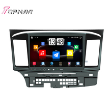 """Free Shipping 10.1"""" Quad Core Android 4.4 Car PC Stereo GPS For Mitsubish Lancer-ex 2007- With Multimedia Radio Map Without DVD"""