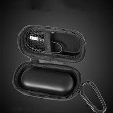 ポータブルジッパーポーチダスト/耐震性ハード保護ケース収納袋のための huawei 社 freebuds flypods lite 若者のバージョン