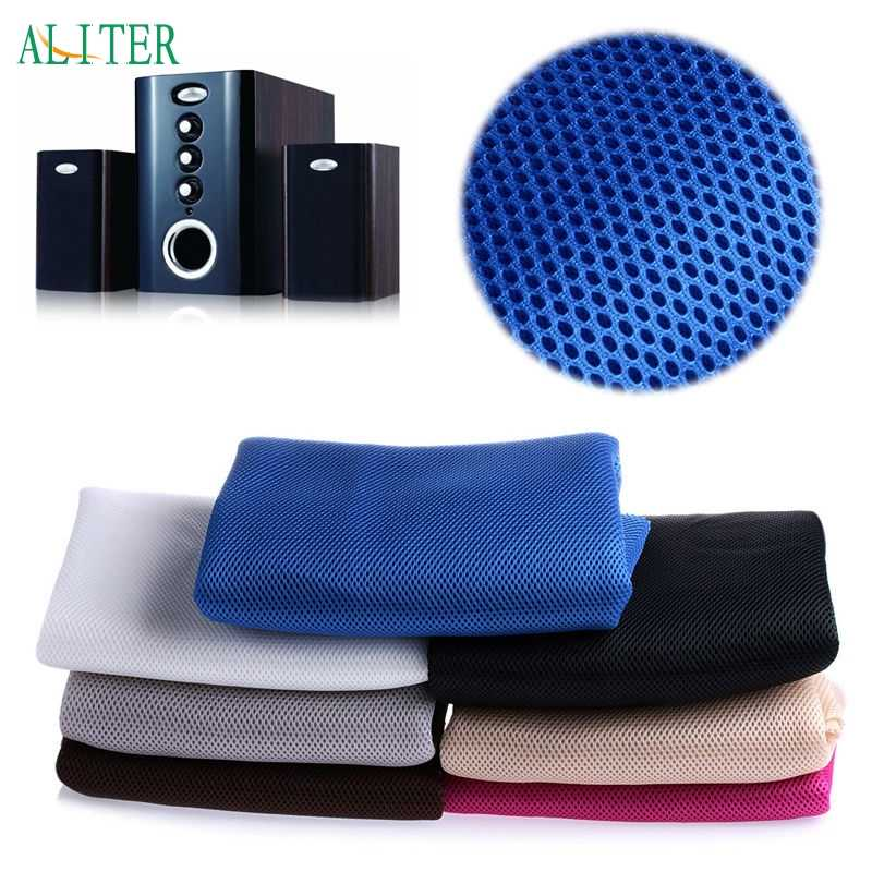 Top Quality Speaker mesh Speaker grill Cloth Stereo Grille Fabric Dustproof Audio Cloth Aug1