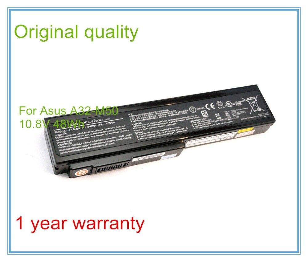 Оригинальный аккумулятор для ноутбука, для ноутбука, для A32 N61, N61, N61J, N61D, N61V, N61VG, N61JA, N61JV, M50, M50S, M50SV, M50Sr, G50V