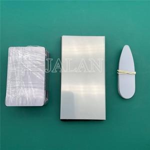 Image 3 - 50 Stuks Super Dunne 0.25 Mm Flexibele Plastic Demonteren Kaart Voor Samsung Lcd Midden Frame Scheiden Pry Opening Gereedschap Gratis snijden