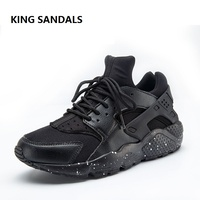 Men Brand Outdoor Basketball Shoes For Man Breathable Black Men's Comfortable Sport Shoes Clearance Sale For Short In Size 39-46