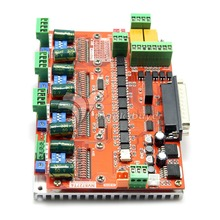 LV8727 V4 NV8727T 4-Axis 4.0A Stepper Motor Driver Controller Board for Engraving Machine CNC