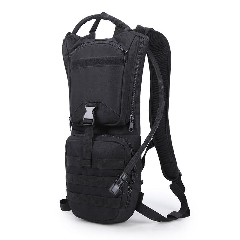 New Water Bag Camelback Backpack bladder Pouch Rucksack Tactical Hydration Bag Military Camping Hiking Pack Bicycle Cycling Bags roswheel 2 5l bike cycling rucksack backpack hydration pack water bladder bag