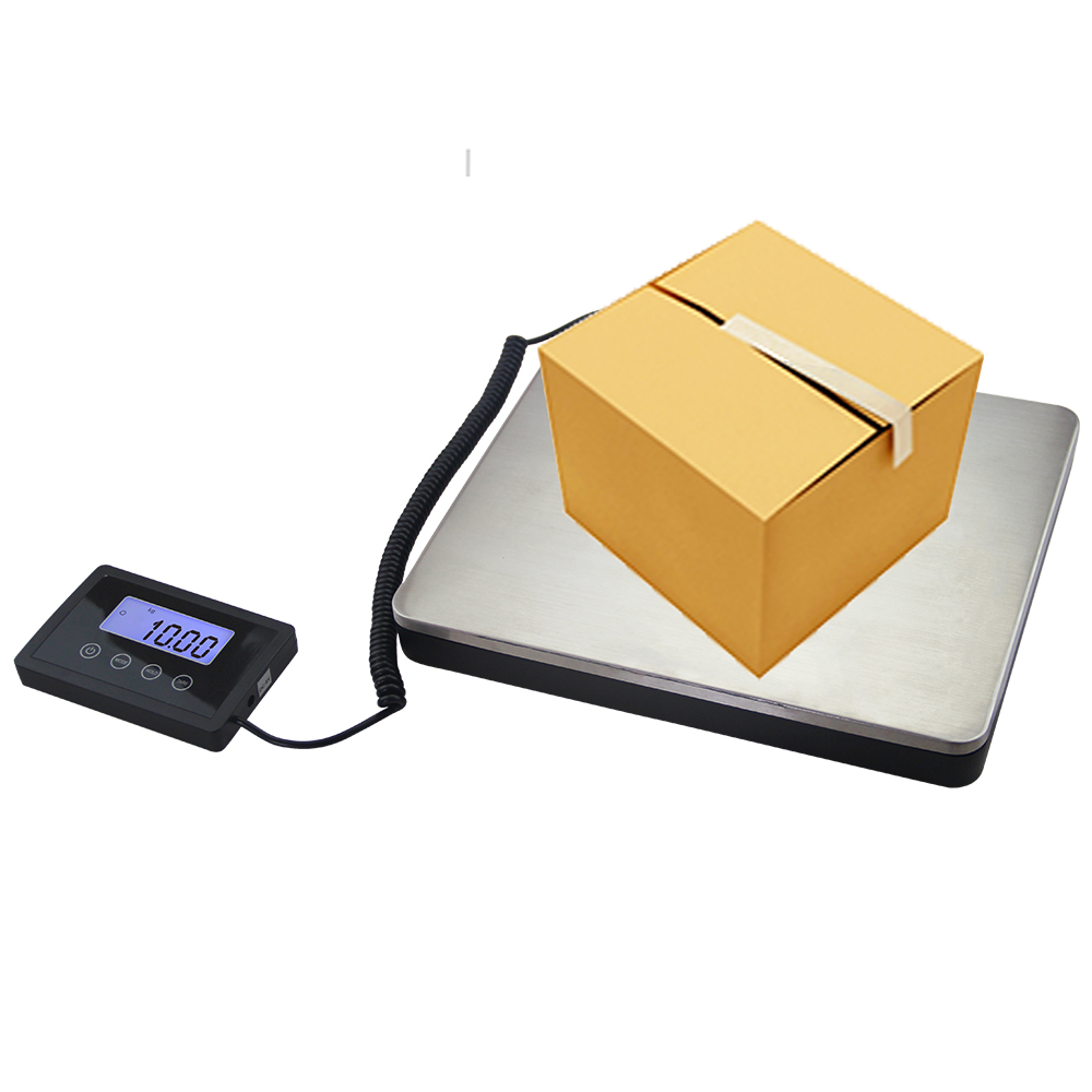 100gX180KG Postal Weight Scale Electronic Balance Bench Commercial Shipping Digital Scale  Platform Man Body Weighing LCD Power electronics