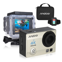 Andoer Q3H R 4K 16MP WiFi Sports Action Camera 1080P Full HD Wide Angle Lens 2