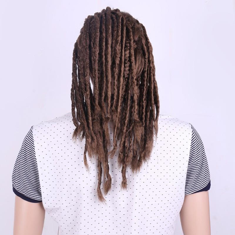 African black dreadlocks wig01