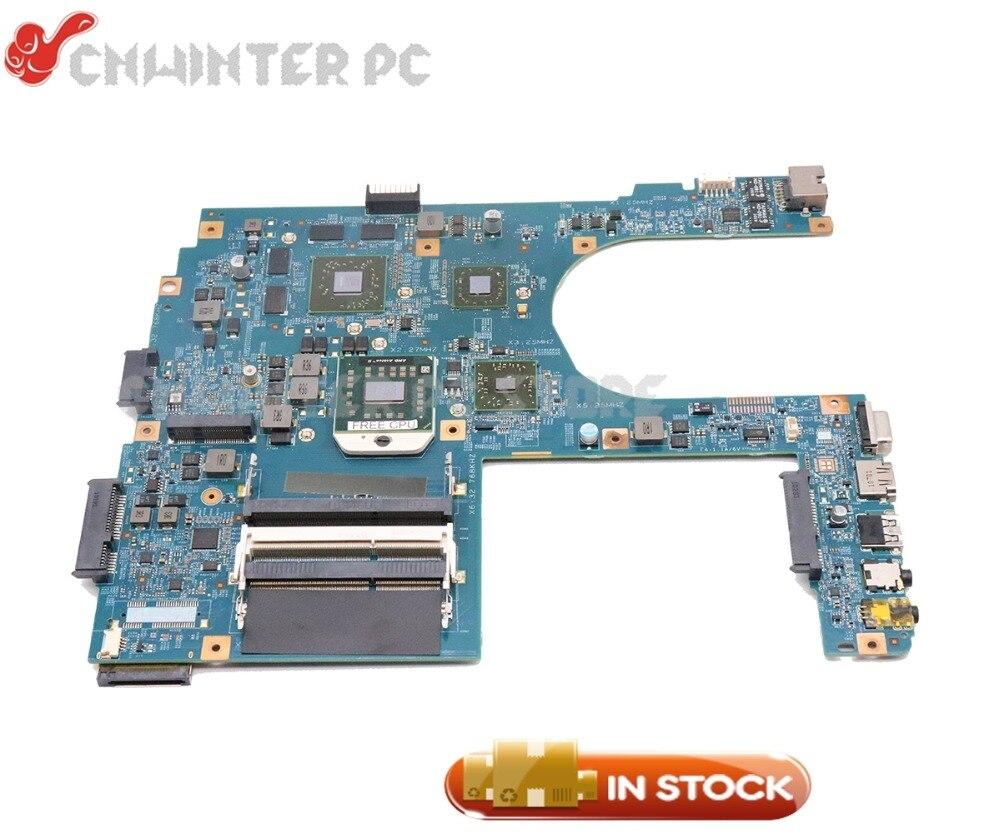 NOKOTION Para Acer aspire 7552 7552g Laptop Motherboard MBPZT01002 48.4JN01.01M Tomada S1 DDR3 Frete HD5650 CPU GPU