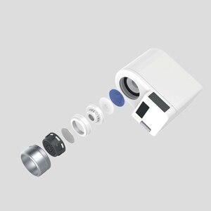Image 5 - Xiaoda Zajia Inductie Water Saver Intelligente Infrarood Inductie Water Kraan Anti Overflow Swivel Hoofd Waterbesparende Nozzle Tap