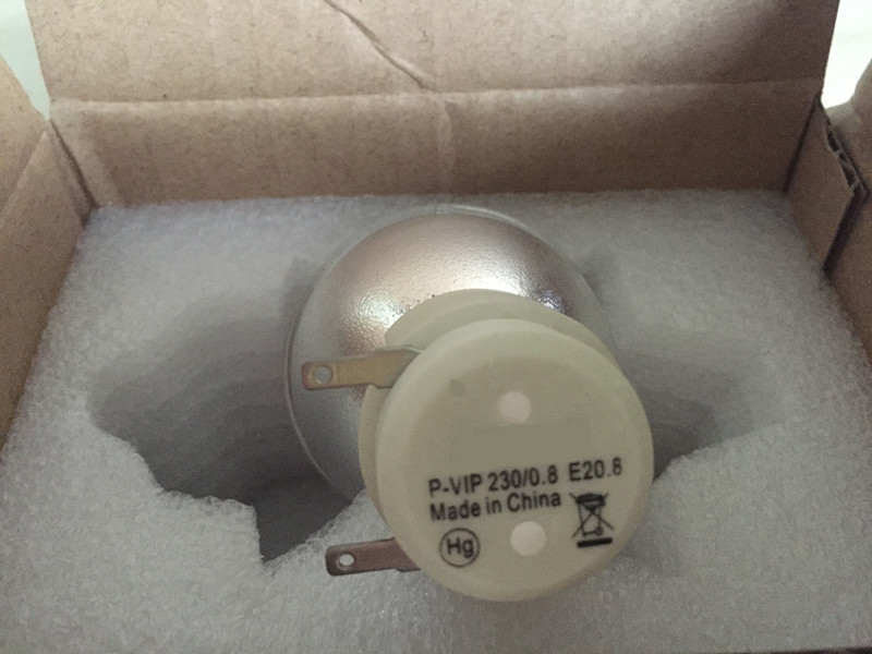 все цены на Original projector without housing lamp Bulb For Osram P-VIP230/0.8 E20.8 онлайн