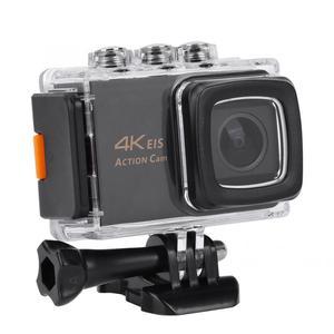 Image 2 - M80 4K عمل كاميرا 30FPS HD شاشة 20MP المضادة للاهتزاز للماء الرياضية WiFi عمل الكاميرا بطيئة الحركة/الفاصل الزمني كاميرا العمل