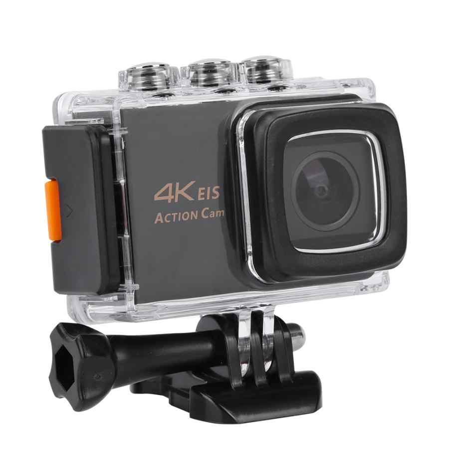 M80 4K Экшн-камера 30FPS HD экран 20MP анти-встряхивание водонепроницаемая Спортивная WiFi Экшн-камера медленное движение/промежуток времени Экшн-камера