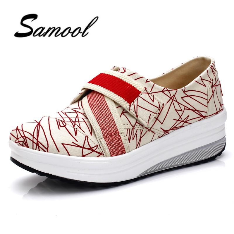 2018 Hot Sale Women Casual Graffiti Canvas Shoes Ladies Breathable Fitness Shake Shoes Female comfortable outdoor shoes lx5 e lov women casual walking shoes graffiti aries horoscope canvas shoe low top flat oxford shoes for couples lovers