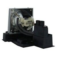 Ec. j5500.001 substituição da lâmpada do projetor com alojamento para acer p5270/p5280/p5370w