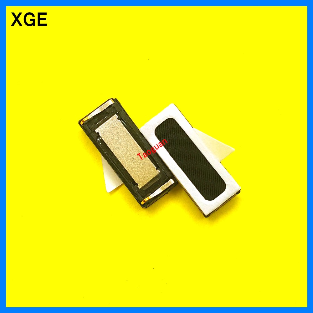 2pcs/lot XGE New Earpiece Ear Speaker Replacement For ZTE Blade V7 Lite Nx531j N939St Z7 Max Q802C Q802D A880 High Quality