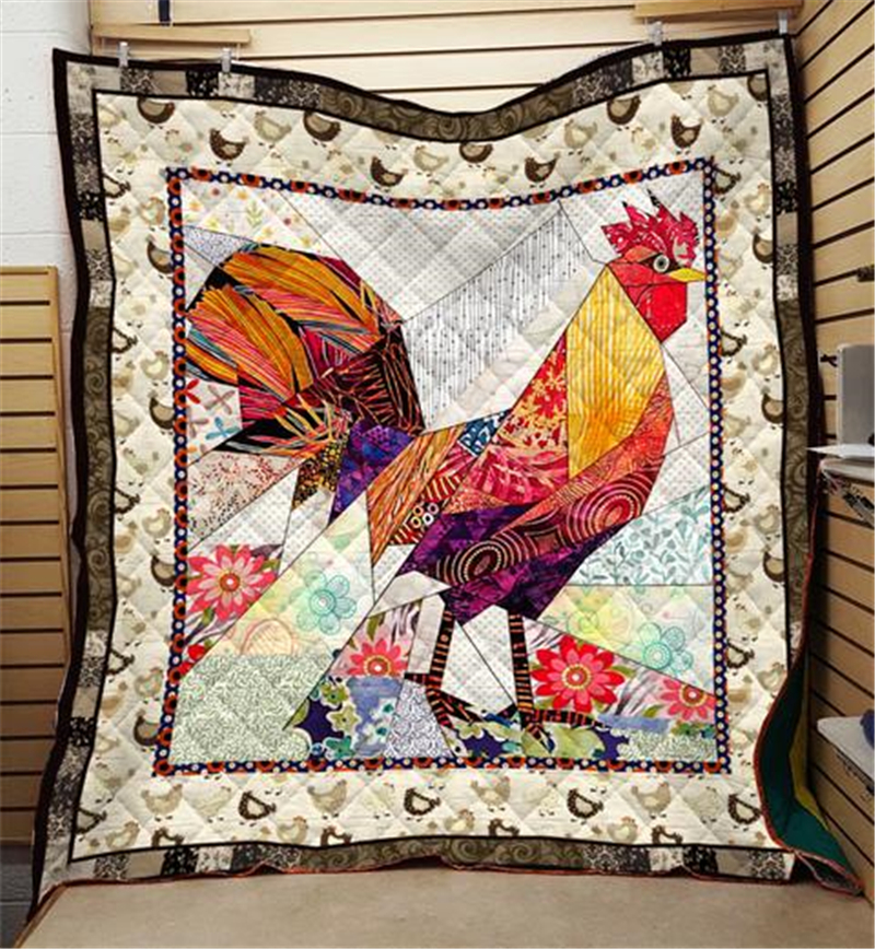 Summer 3D Printed Countryside Quilt Blanket For Kids Adults Bedding Throw Soft Warm Office Thin Blanket Cotton Quilt King Size
