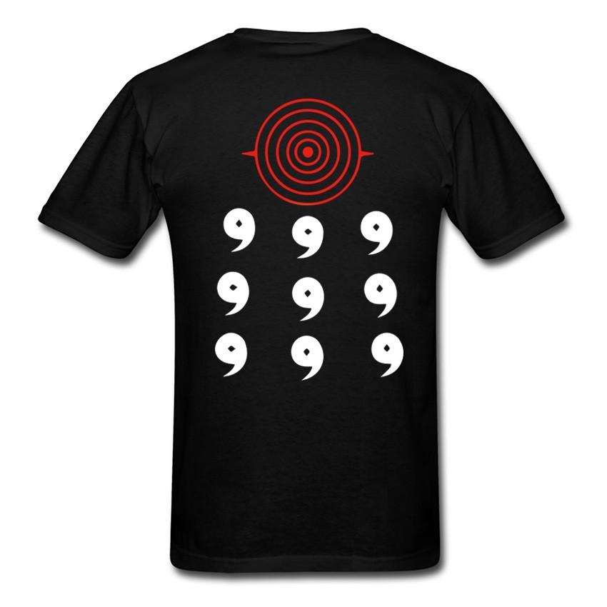 Naruto Obito Sage of Six Path T Shirts