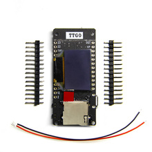 TTGO ESP32 T2 0.95 oled SD カード WiFi + Bluetooth モジュール開発ボード