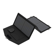 ALLPOWERS 21W Solar Phone Charger Solar Tablet Charger for iPhone 6 7 8 iPhone 10 iPhone X iPad Samsung Dell HP 12V Car Battery