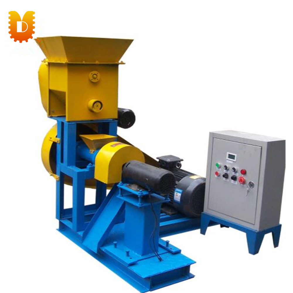 UDPH-40B Snack Food Bulking Machine/ Corn/Rice Extruder/Puffing Machine