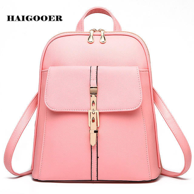 7a342e8994 New 2017 Women Shoulder Bag Female Backpack Spring and Summer Students  Fashion Casual Korean Backpacks Mini Cute Bags