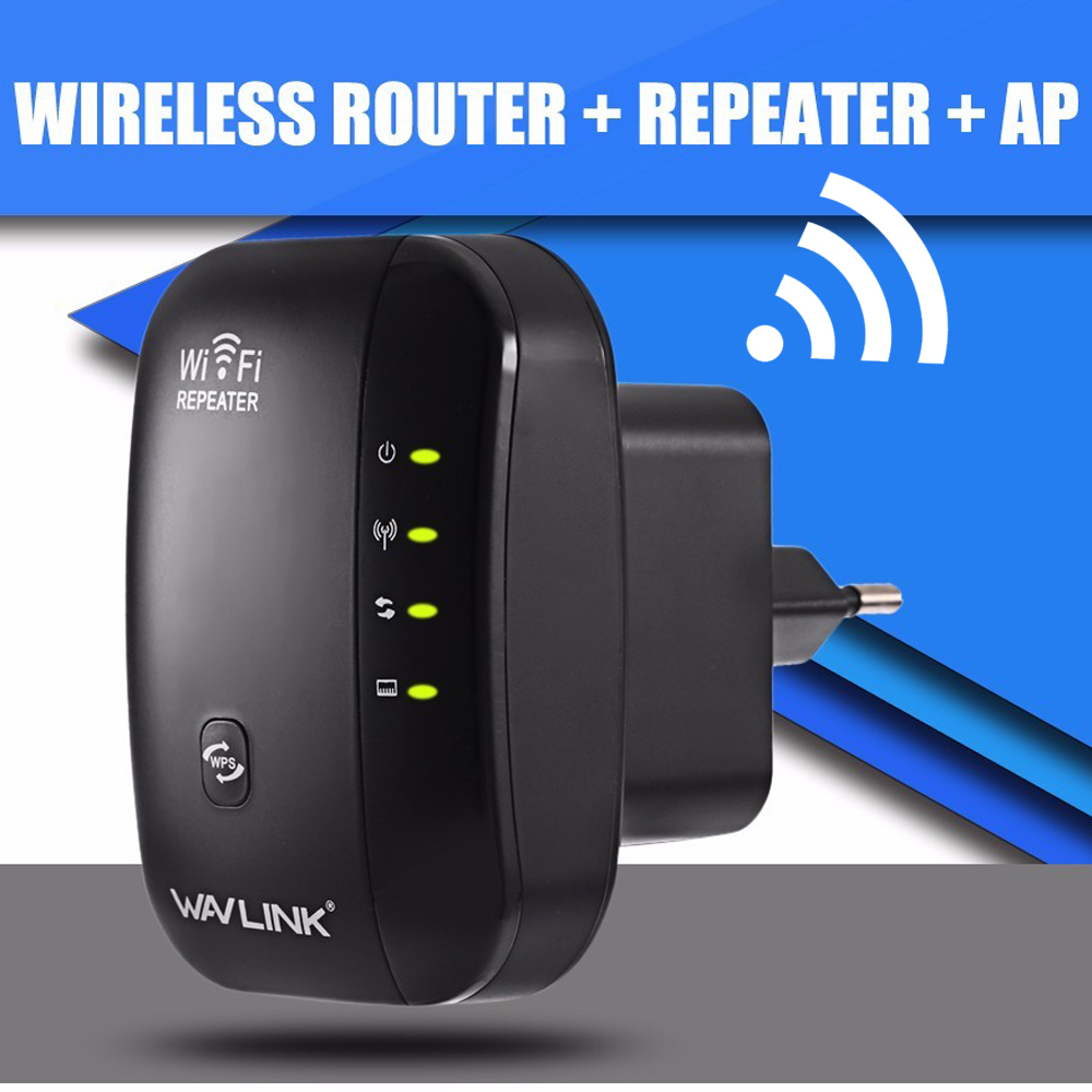 wl wn560n2b wireless wifi repeater wlan range wps extender ap 300mbps signal repeater router 802. Black Bedroom Furniture Sets. Home Design Ideas
