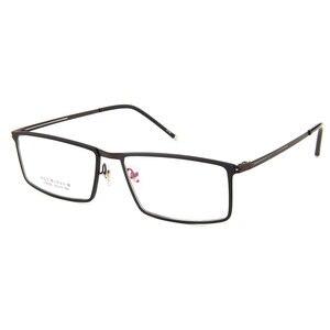 Image 2 - Gmei Optical LF2022 โลหะFull RIMกรอบแว่นตาสำหรับสตรีและผู้ชายแว่นตาแว่นตา