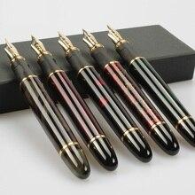 14 цвет авторучка 0.5 мм Iraurita золото перьевая-ручки Jinhao канцелярские школьные принадлежности canetas Эсколар F293