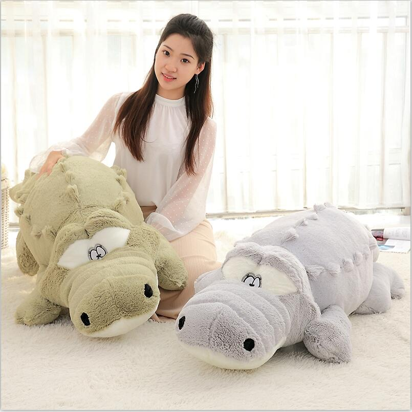 Shipping value. A large crocodile doll couple pillow. Pillow cushions and plush toys. Birthday gift to send his girlfriend 60cm kitlee40100quar4210 value kit survivor tyvek expansion mailer quar4210 and lee ultimate stamp dispenser lee40100